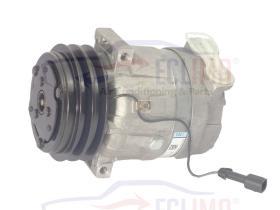 ECLIMA 121001 - COMPRESOR EQUIV SANDEN TRSE0 HONDA PV7 100MM 12V