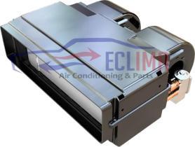 ECLIMA E01CF141 - EVAPORADOR HORIZONTAL HVAC VIC 12V 8KW