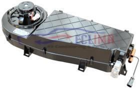 ECLIMA E01CF102 - KIT COMPLETO ACONDICIONADOR VERTICAL HVAC 24V 8,3KW