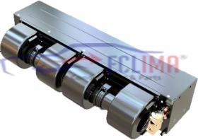 ECLIMA E01CF144 - EVAPORADOR HORIZONTAL HVAC VIC 24V 8KW