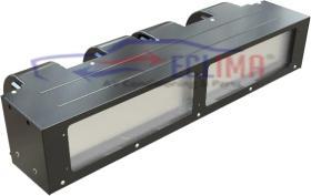ECLIMA E01CF145 - EVAPORADOR HORIZONTAL TECHO MAX  HVAC 12V 15KW