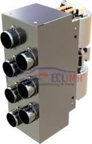 ECLIMA E01CF30 - EVAPORADOR UNIVERSAL HVAC LON 12V 8,6KW