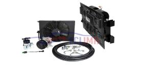 ECLIMA E01CF0021 - KIT COMPLETO ACONDICIONADOR TECHO HVAC 12V 6,8KW