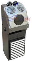 ECLIMA E01CF16 - EVAPORADOR HORIZONTAL TECHO MAX  HVAC 24V 15KW
