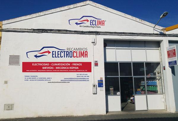 Electroclima Recambios